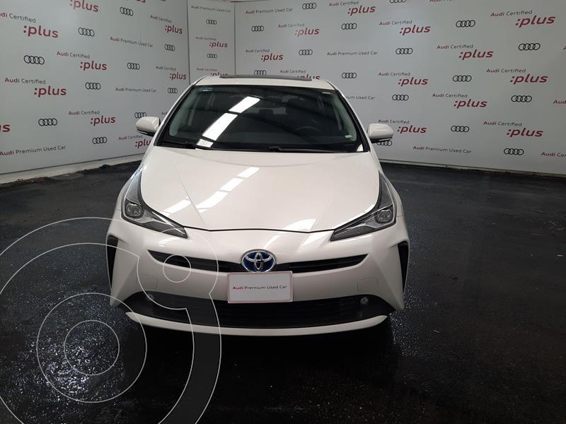 Foto Toyota Prius Premium usado (2019) color Blanco precio $365,000