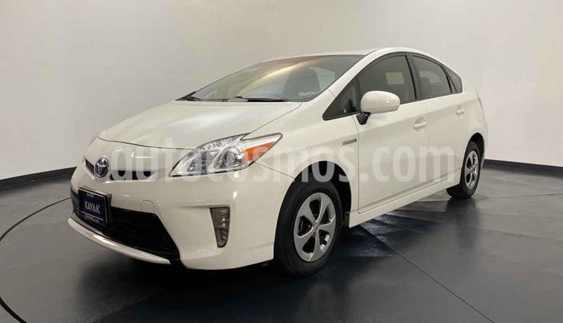 Toyota Prius BASE usado (2015) color Blanco precio $214,999