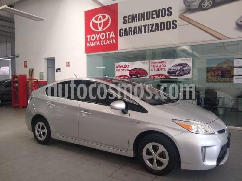 Toyota Prius Premium usado (2014) color Plata precio $220,000