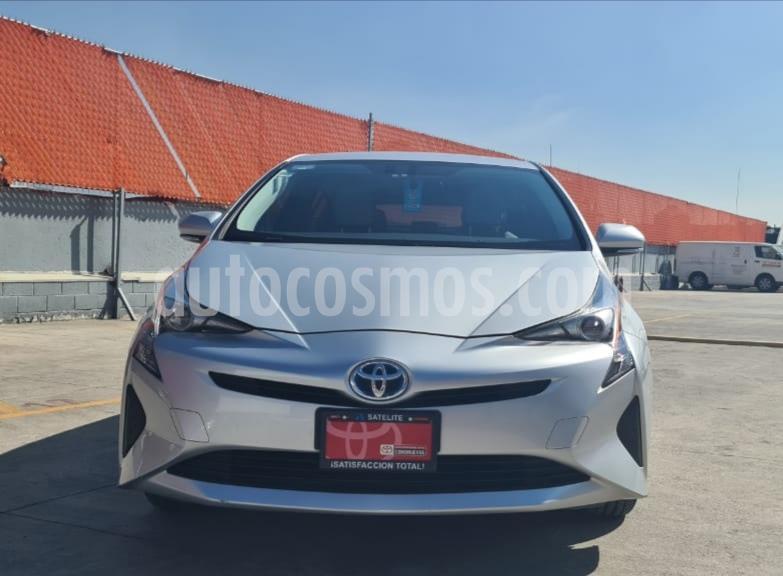 Toyota Prius BASE usado (2017) color Plata Metalico precio $310,000