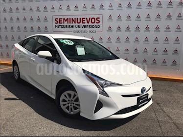 Toyota Prius BASE usado (2018) color Blanco precio $278,000