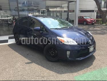 Toyota Prius Premium SR usado (2015) color Azul precio $230,000