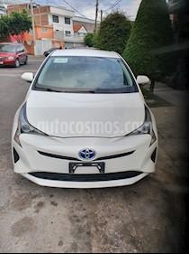 Toyota Prius BASE usado (2017) color Blanco precio $280,000