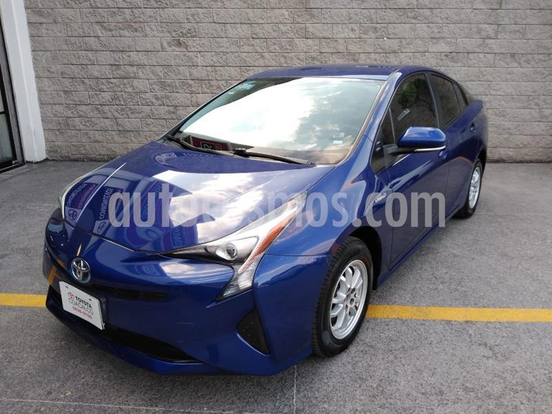 Toyota Prius BASE usado (2016) color Azul precio $230,000