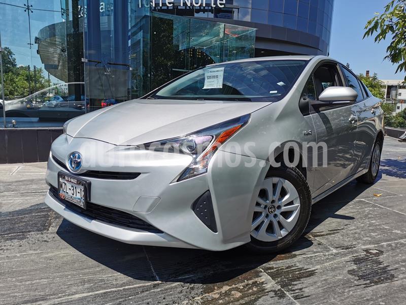 Toyota Prius BASE usado (2016) color Plata Metalico precio $200,000