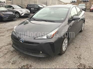Toyota Prius Premium usado (2019) color Gris precio $415,000