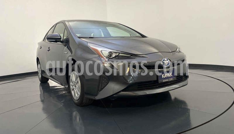 Toyota Prius BASE usado (2016) color Gris precio $309,999