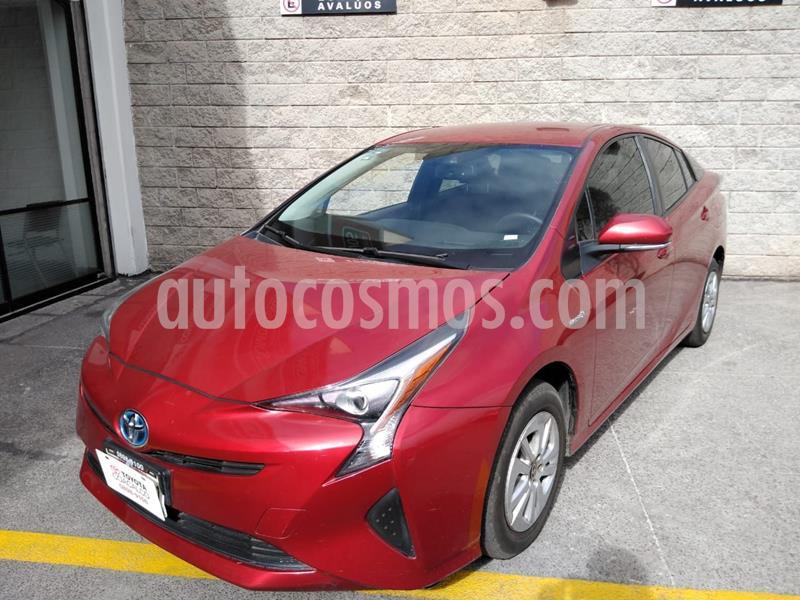 Toyota Prius Premium SR usado (2017) color Rojo precio $288,000
