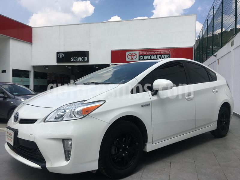 Toyota Prius BASE usado (2015) color Blanco precio $195,000