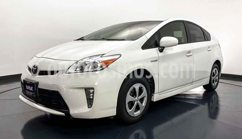 Toyota Prius BASE usado (2015) color Blanco precio $209,999