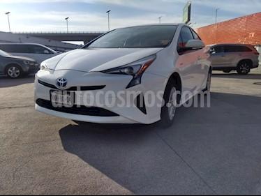 Toyota Prius BASE usado (2017) color Blanco precio $315,000