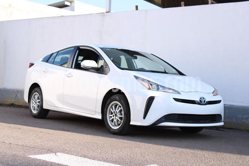 Toyota Prius 1.8L CVT usado (2020) color Blanco precio $381,000