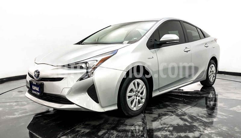 Toyota Prius BASE usado (2016) color Plata precio $259,999