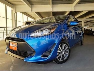 Toyota Prius 5p C Hibrido L4/1.5 Aut usado (2018) color Azul precio $295,000
