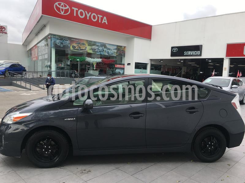 Toyota Prius Premium SR usado (2015) color Gris Oscuro precio $230,000