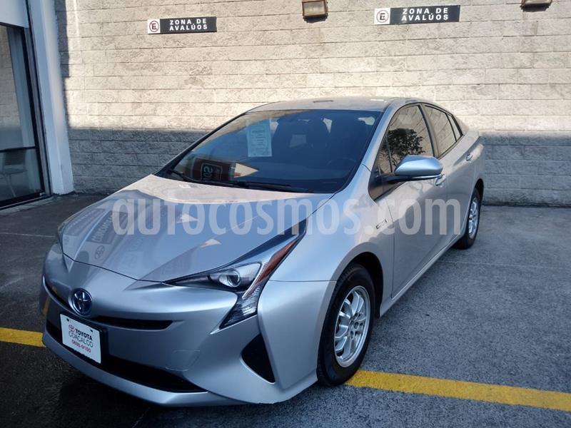 Toyota Prius Premium SR usado (2016) color Plata Dorado precio $245,000
