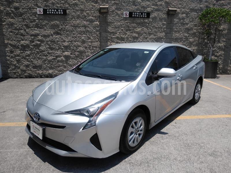Toyota Prius Premium SR usado (2016) color Plata Dorado precio $247,500
