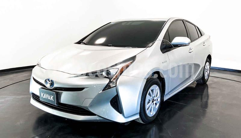 Toyota Prius BASE usado (2016) color Plata precio $319,999