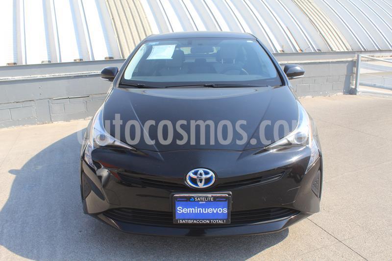 Toyota Prius BASE usado (2017) color Negro precio $265,000