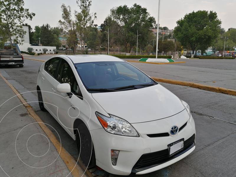Toyota Prius BASE usado (2015) color Blanco precio $175,000