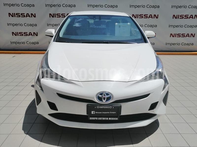 Toyota Prius BASE usado (2017) color Blanco precio $249,000