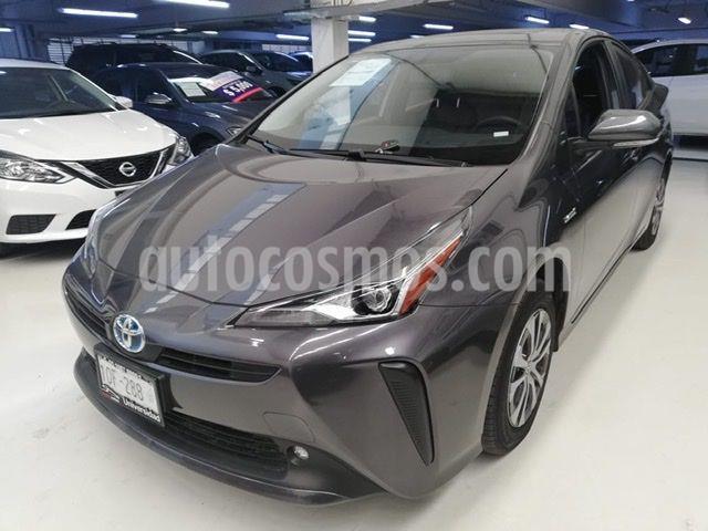 Toyota Prius Premium usado (2020) color Azul Acero precio $399,100