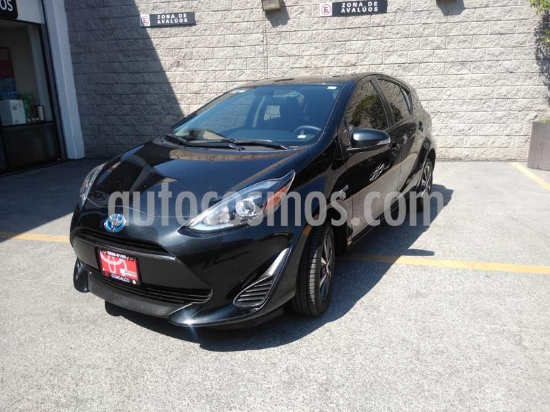 Toyota Prius Premium usado (2018) color Negro precio $234,000