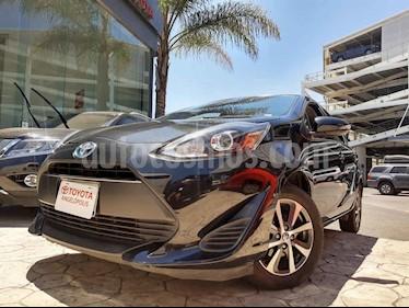 Toyota Prius 5p C Hibrido L4/1.5 Aut usado (2018) color Negro precio $280,000