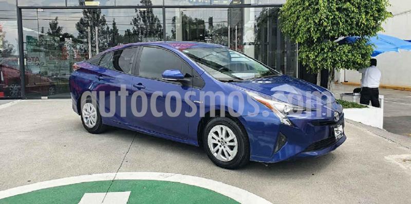 Toyota Prius BASE usado (2016) color Azul precio $264,000