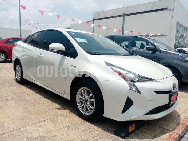 foto Toyota Prius Premium SR usado (2017) color Blanco precio $315,000