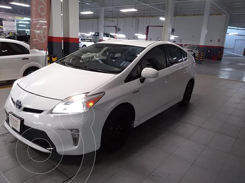 Toyota Prius BASE usado (2015) color Blanco precio $205,000