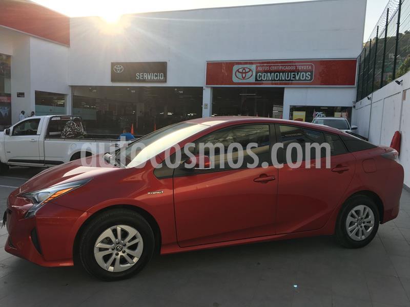 Toyota Prius BASE usado (2016) color Rojo precio $235,000