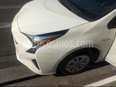 Foto venta Auto usado Toyota Prius Premium SR (2017) color Blanco precio $345,000