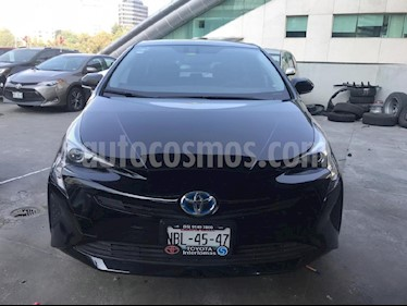 Foto venta Auto Seminuevo Toyota Prius Premium SR (2017) color Negro precio $375,000