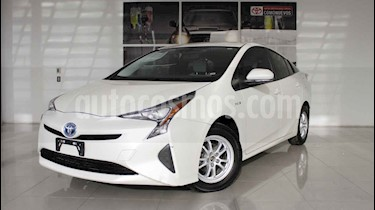 Foto venta Auto usado Toyota Prius Premium SR (2017) color Blanco precio $340,000