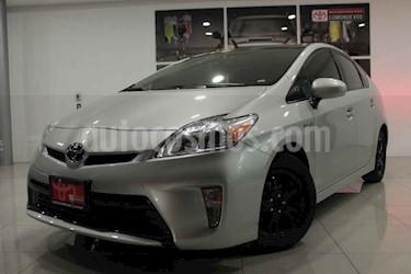 Foto Toyota Prius Premium SR usado (2014) color Plata precio $223,000