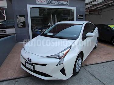 Foto venta Auto usado Toyota Prius Premium SR (2017) color Blanco precio $365,000