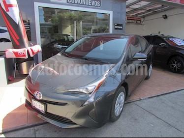 Foto venta Auto usado Toyota Prius Premium SR (2017) color Gris precio $355,000