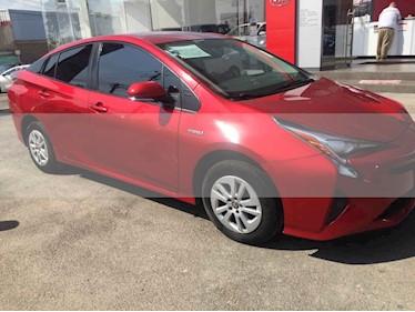 Foto venta Auto usado Toyota Prius Premium SR (2016) color Rojo precio $275,000
