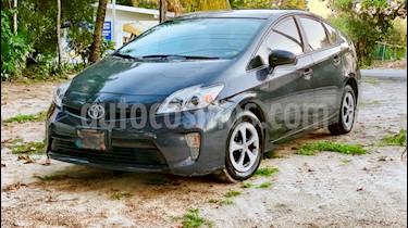foto Toyota Prius Premium SR usado (2015) color Gris precio $260,000