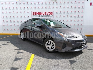 foto Toyota Prius Premium SR usado (2017) color Gris precio $339,000