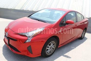 Foto venta Auto usado Toyota Prius Premium SR (2016) color Rojo precio $335,000