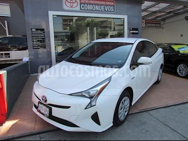 Foto venta Auto usado Toyota Prius Premium SR (2017) color Blanco precio $355,000