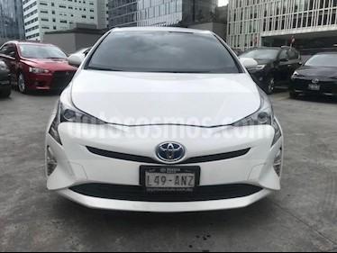 Foto venta Auto usado Toyota Prius Premium SR (2017) color Blanco precio $369,000
