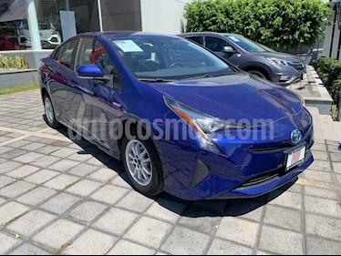 Foto venta Auto usado Toyota Prius Premium SR (2016) color Azul precio $265,500