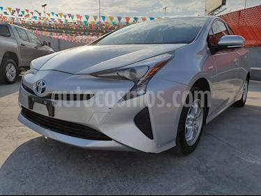 Foto venta Auto usado Toyota Prius Premium (2017) color Plata precio $330,000
