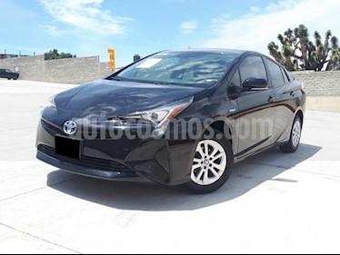 Foto venta Auto usado Toyota Prius Premium (2018) color Negro precio $365,000