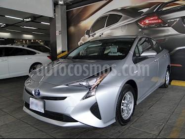 Foto venta Auto usado Toyota Prius Premium (2016) color Plata precio $290,000