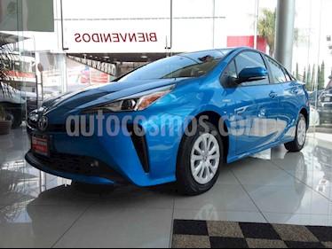 Toyota Prius Premium usado (2019) color Azul precio $415,000