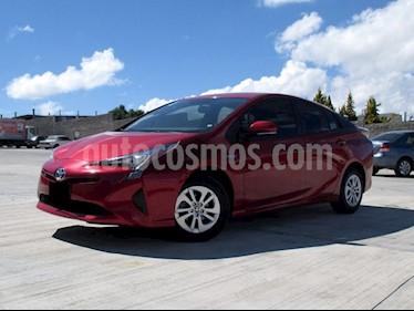 Toyota Prius Premium usado (2017) color Rojo precio $329,000